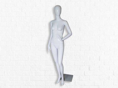 Mannequin aus ABS-Kunststoff, Frau 'F26'