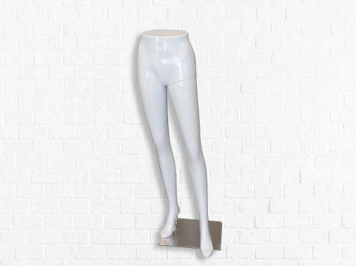 Mannequin-Unterteil aus ABS-Kunststoff, Beine Frau 'FT12'