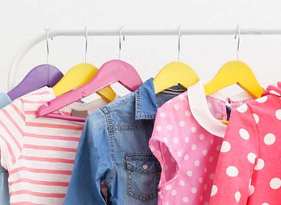 Übersicht Kinder-Kleiderbügel myHangers (Detail)