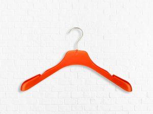 Jackenbügel aus Kunststoff